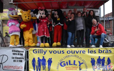 Braderie d'automne de Gilly