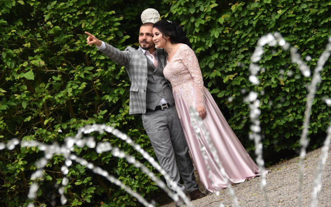 09 juin 2019…. fiançailles d'Adem & Irem…. Une autre culture mais toujours un seul lien, l'amour!